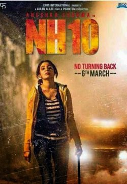 NH10 (2015) Hindi Movie 250Mb Free Download
