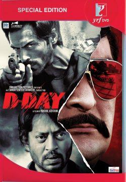 D-Day (2013) Hindi Movie 200MB 480p Download
