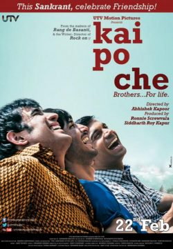 Kai po che (2013) Hindi Movie 200Mb 480p Download