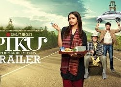 Piku (2015) Hindi Movie Official Trailer 720P HD Downlaod