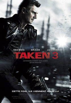 Taken 3 (2015) 200MB English 480p Download