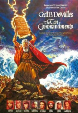 The Ten Commandments (1956) Dual Audio Download 200MB 480p