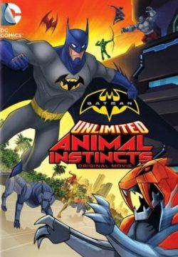 Batman Unlimited: Animal Instincts (2015) 200MB Download 480p