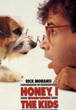 Honey, I Shrunk the Kids (1989) Dual Audio 200MB Download