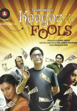 Kaagaz Ke Fools (2015) Hindi Movie ScamRip 400MB