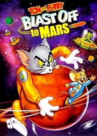 Tom and Jerry Blast Off to Mars (2005) Dual Audio 400MB 480p