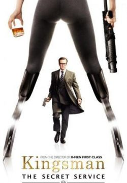 Kingsman: The Secret Service (2015) Hindi Dubbed Download 250MB