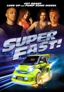 Superfast! (2015) English HDRip 300mb