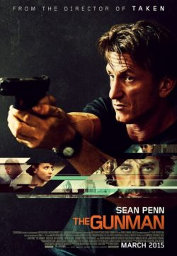 The Gunman (2015) English HDRip 350MB