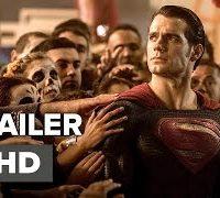 Batman v Superman Dawn of Justice (2016) Official Trailer