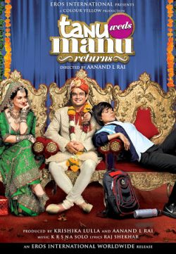 Tanu Weds Manu Returns (2015) Hindi Movie 720P
