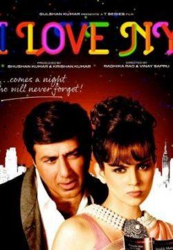 I Love New Year (2015) Hindi Movie 375MB DVDScr