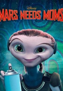 Mars Needs Moms (2011) Dual Audio 720P