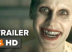 Suicide Squad (2016) Hollywood Movie Comic-Con Trailer