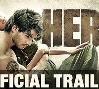 HERO (2015) Hindi Movie Official Trailer