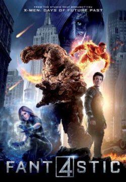 Fantastic Four (2015) Dual Audio HD 720P Download 300MB