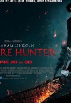 Abraham Lincoln Vampire Hunter (2012) Hindi Dubbed HD 720p