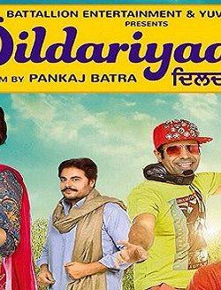 Dildariyaan (2015) Watch Punjabi Movie Online DVDRip 720p