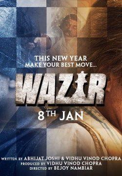 Wazir (2016) Hindi Movie Watch Online DVDScr 720p