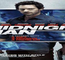 The Midnight Man 2016 English HDRip 720p