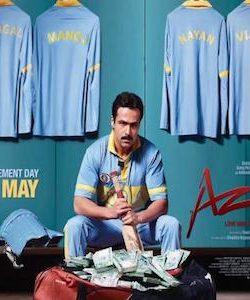 Azhar 2016 Official Trailer 720p Download