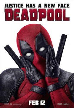 Deadpool 2016 English WEB-DL 480p