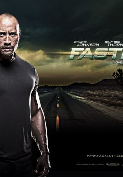 Faster (2010) Hindi Dubbed DVDRIP 200MB Download 480p