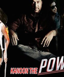 Kanoon The Power 2015 Hindi Dubbed DVDRIP 250MB
