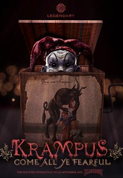 Krampus (2015) Dual Audio DVDRIP 400MB