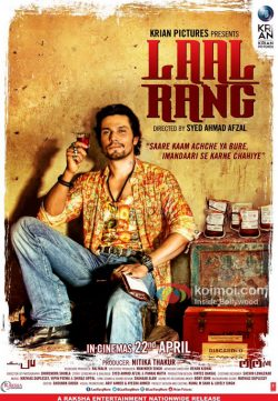 Laal Rang (2016) Hindi HDRIP 400MB