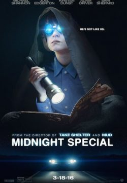 Midnight Special 2016 English WEBRip 720p