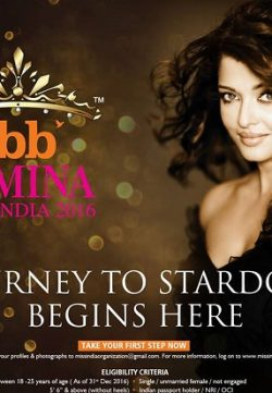 Femina Miss India 2016 Main Event HDTV 720p