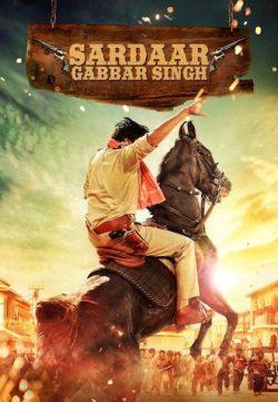 Sardaar Gabbar Singh 2016 Hindi Dubbed 400MB Download