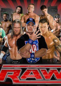 WWE Monday Night Raw 18 April 2016 HDTV 300MB