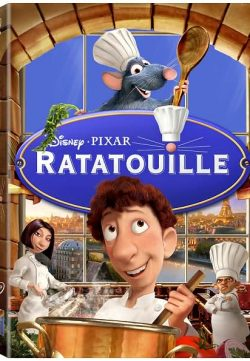Ratatouille 2007 English 200MB BRRip 720p