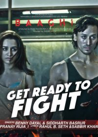 Baaghi (2016) Hindi Movie 720p Non Retail HDRip