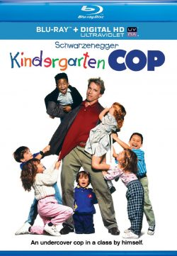 Kindergarten Cop 2 (2016) English HDRip 720p