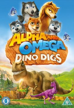 Alpha and Omega Dino Digs 2016 English HDRip 200MB