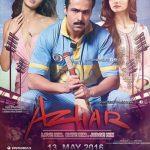 Azhar 2016 Hindi Movie DVDScr 720p