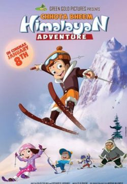 Chhota Bheem Himalayan Adventure 2016 Hindi DvDRip 720p