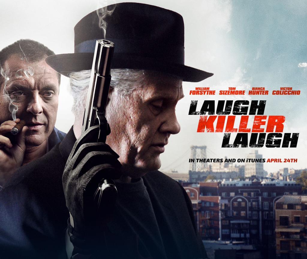 Laugh Killer Laugh 2015 English BRRip 480p