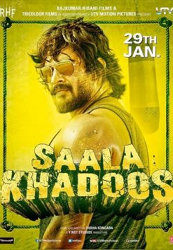 Saala Khadoos 2016 Hindi DVDRip 400MB