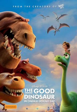 The Good Dinosaur 2015 English BluRay 300MB