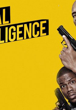 Central Intelligence 2016 English Movie HDRIP 700MB