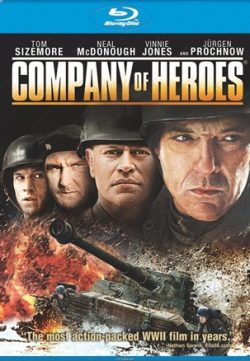 Company of Heroes 2013 Hindi Dubbed BRRip 300MB