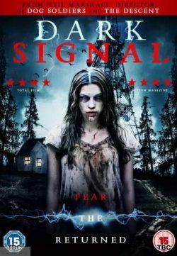Dark Signal 2016 English Horror HDRip 720p