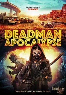 Deadman Apocalypse 2015 English HDRip 400MB