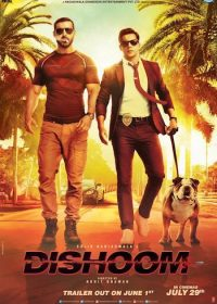 Dishoom 2016 Official Trailer 720p
