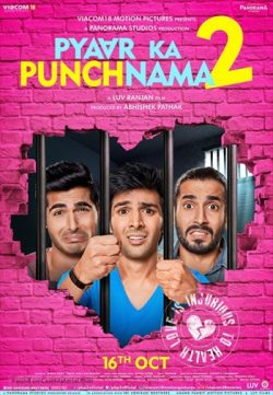 Pyaar Ka Punchnama 2 2015 Hindi Movie HDRip 300MB