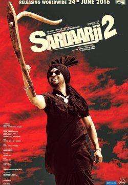 Sardaarji 2 (2016) Punjabi Movie DVDscr 300MB